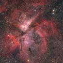 NGC 3372 Nebulosa di Eta Carinae,                                pigamma