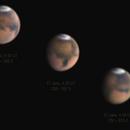 Mars in June 2020,                                Dzmitry Kananovich