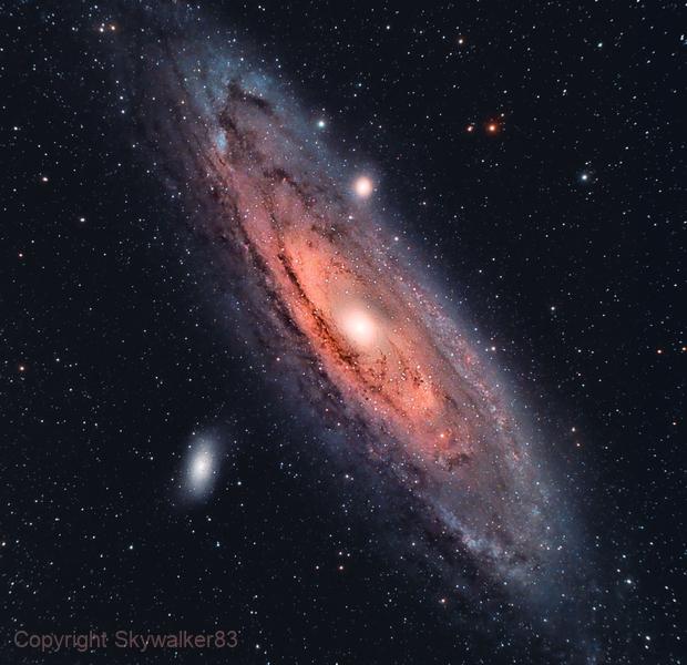 M 31 & Co.,                                Skywalker83
