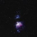 Orion's sword,                                Markus A. R. Langlotz