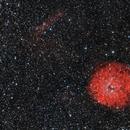 SH2-170 Emission Nebula,                                Mark Holbrook