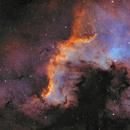 NGC7000,                                Vandewattyne