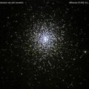 m3 ammasso globulare nei cani venatici                              distanza  33.920  A.L.,                                Carlo Colombo