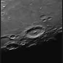 Sunset above Langrenus Crater - (Hi Resolution),                                Łukasz Sujka