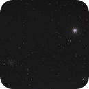 M53 and NGC 5053,                                Damien Cannane