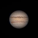 Jupiter & Europa,                                Francesco Cuccio
