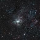 NGC 2070  + LMC  Region  LRGB,                                Sigga