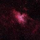 M16 - The Eagle Nebula - Revisited,                                Kurt Zeppetello