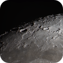 Barlow Test with 11-Days Moon (Color),                                astropical