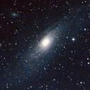 Andromeda Galaxy,                                Walt Schnapp