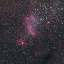 Prawn Nebula & Surrounds,                                BQ_Octantis