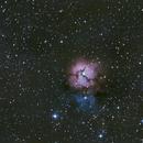 Trifid Nebula,                                Jaysastrobin