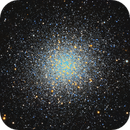 M13 The Great Globular Cluster in Hercules, March 2020,                                sunlover
