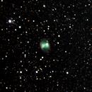 Dumbbell nebula from Mt Palomar,                                Gianlorenzo