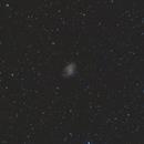 Messier 1 (Crab nebulae),                                mario_hebert