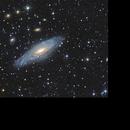 NGC 7331,                                Big_Dipper