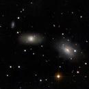 NGC 3165 3166 3169 RGBL Bortle Class 6 Effort,                                jerryyyyy