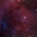 Nebulosa del Cono_Mosaico,                                J_Pelaez_aab