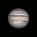 Jupiter Rotation Time-Lapse Animation,                                geethq