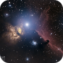 IC 434, barnard 33,                                willioteric