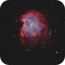 NGC2174, DSLM-Image - First Light with Optolong L-eXtreme Dualbandpass-Filter,                                Rolf Dietrich