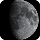The 10 Days old Moon (in Color),                                astropical