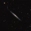 NGC4244,                                Axel-Frédo-Phil-Titi
