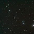 M 84, M 86, M87,                                K. Schneider