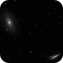 M81 and M82 - 20210228 - Evoguide ED50,                                altazastro