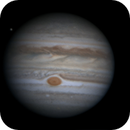 Jupiter Europa  GIF,                                Walter Martins