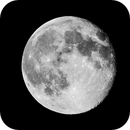 Almost full moon,                                deufrai