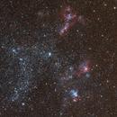 Star Forming Region in LMC,                                Colin