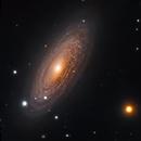 Tiger's eye NGC2841,                                nyda83