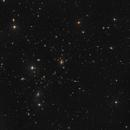 Abell 1367 - the Leo Cluster,                                Bart Delsaert