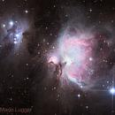 M42 - The Orion Nebula,                                Lugger Mario