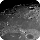 Barlow Test with 11-Days Moon (Monochrome),                                astropical