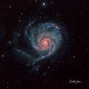 M 101,                                Carl Weber