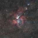 η Carinae Nebula,                                Olga W. Ismael