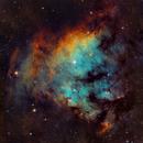 NGC7822 in Cepheus,                                Arnaud Peel