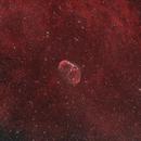 Crescent Nebula - HOO,                                Ron