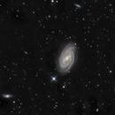 Messier 109,                                dr_klahn