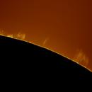 Prominences Sep 12, 2020,                                walkman