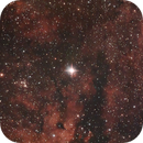 Gamma Cygni Nebula,                                astroman2050