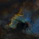 Starless North America (NGC-7000),                                Iñigo Gamarra