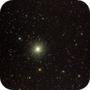 ISS and M13,                                paddy36