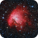 NGC281-Pacman,                                Frédéric Girard