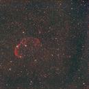 Crescent Nebula,                                Zach Coldebella