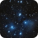 M45 While Waiting for the Rosette to Come Out,                                Kelly Wood