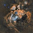 NGC 6357,                                Nikolaos Karamitsos