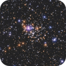 Close up NGC 4349 Open Cluster in Crux,                                Ray Caro